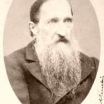 Ostatnia fotografia J. I. Kraszewskiego z autografem pisarza datowanym w lutym 1886.