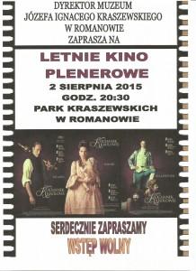 Letnie Kino Plenerowe 001